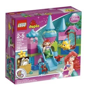 Lego Duplo Princess Ariel Undersea Castle